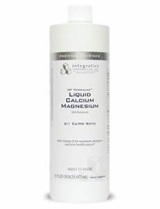 Liquid Calcium Magnesium Orange Vanilla by Integrative Therapeutics