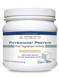 Physicians' Protein Pure Vegetarian Formula by Integrative Therapeutics
