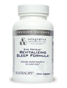 End Fatigue Revitalizing Sleep Formula by Integrative Therapeutics