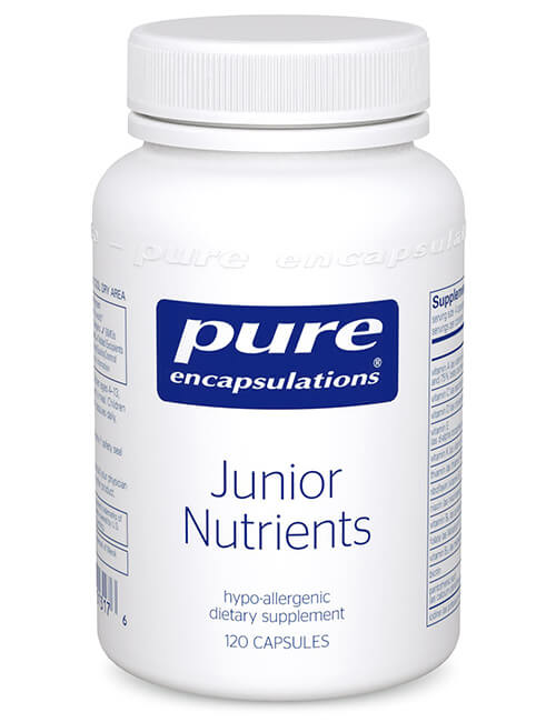 Junior Nutrients by Pure Encapsulations