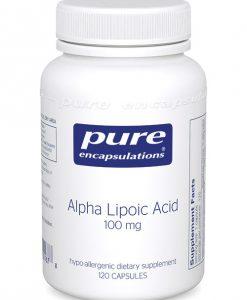 Alpha-Lipoic Acid by Pure Encapsulations