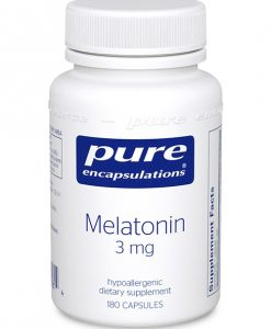 Melatonin by Pure Encapsulations