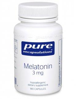 Melatonin by Pure Encapsulations