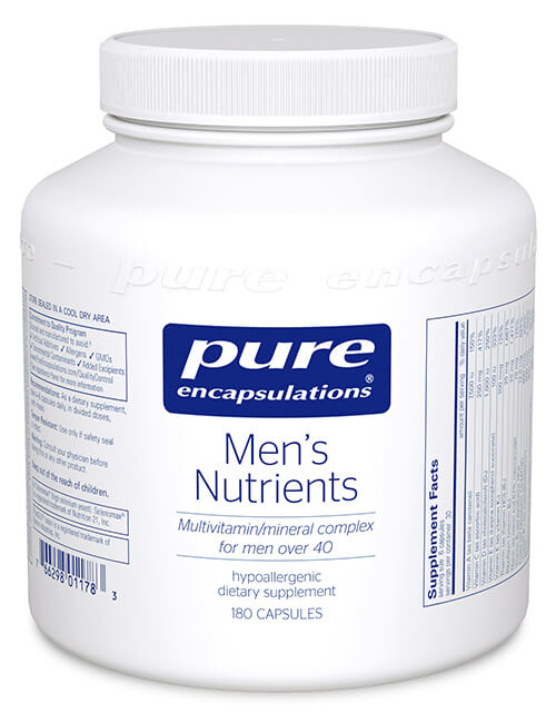 Men's Nutrients by Pure Encapsulations