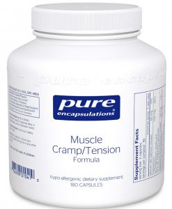 Muscle Cramp/Tension Formula by Pure Encapsulations