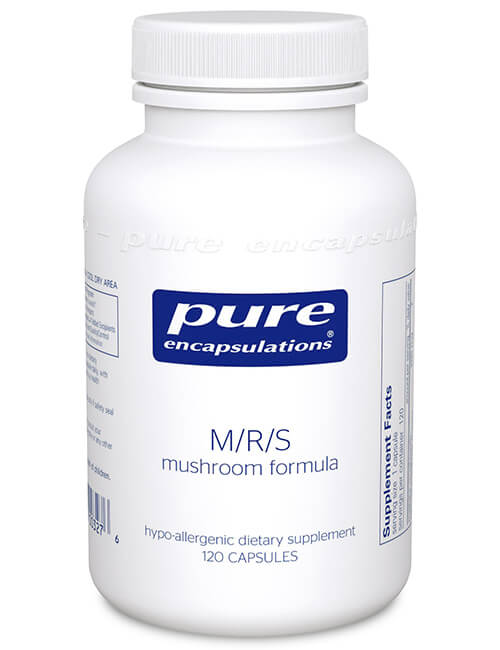 M/R/S Mushroom Formula by Pure Encapsulations