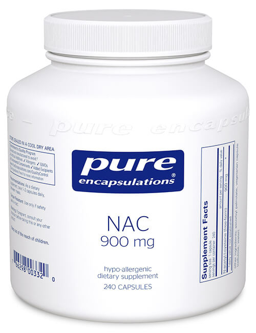 NAC (N-Acetyl Cysteine) - Pure Prescriptions