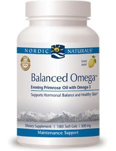 Balanced Omega Combination by Nordic Naturals Pro