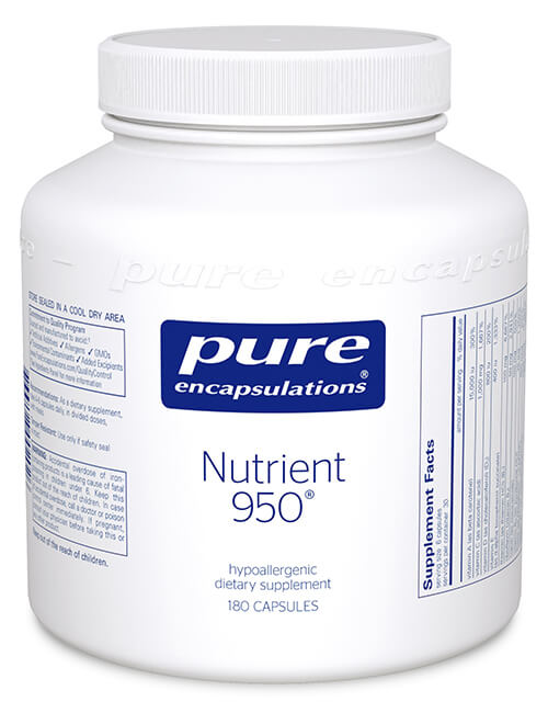 Nutrient 950® by Pure Encapsulations