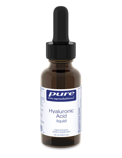 Hyaluronic Acid liquid by Pure Encapsulations