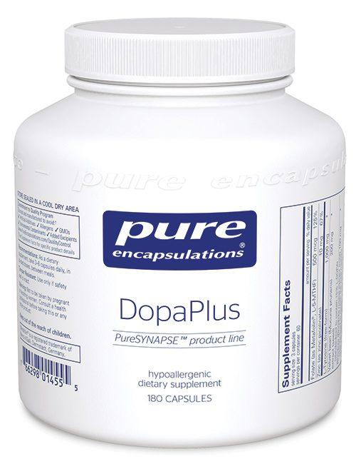 DopaPlus by Pure Encapsulations