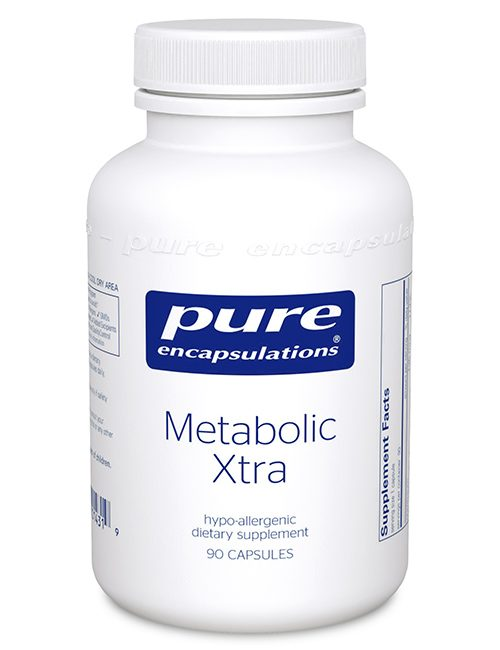 Metabolic Xtra by Pure Encapsulations