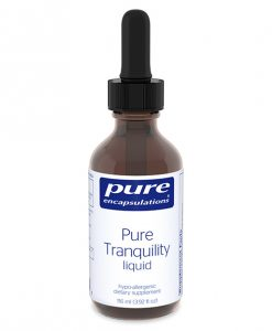 Pure Tranquility liquid by Pure Encapsulations