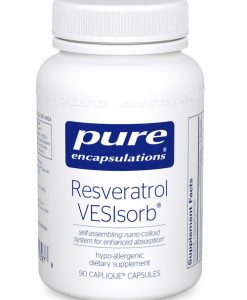 Resveratrol VESIsorb® by Pure Encapsulations