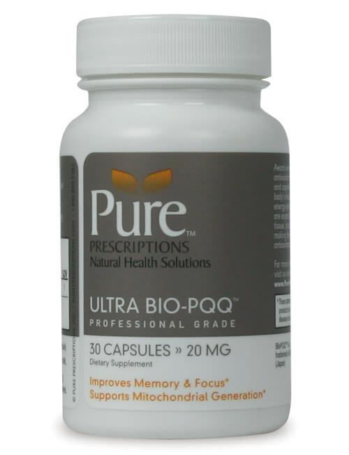 Ultra Bio-PQQ™ - 20 mg by Pure Prescriptions