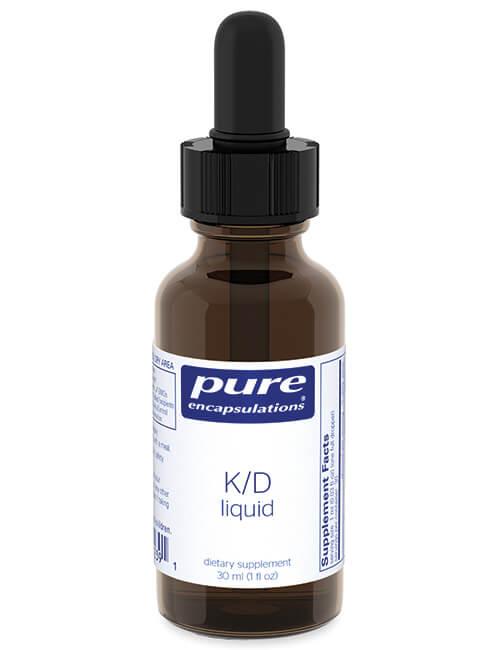 K/D liquid by Pure Encapsulations