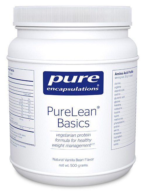 PureLean® Protein Blend Basics by Pure Encapsulations