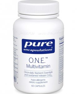 O.N.E. Multivitamin by Pure Encapsulations