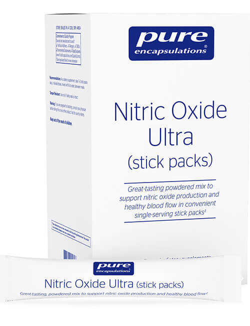 Nitric Oxide Ultra (stick packs) 30 stick packs by Pure Encapsulations