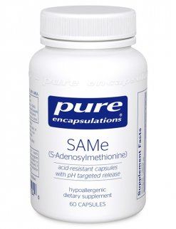 SAMe (S-Adenosylmethionine) by Pure Encapsulations