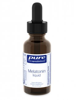 Melatonin liquid by Pure Encapsulations