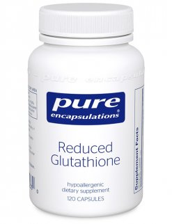 Glutathione (Reduced) by Pure Encapsulations
