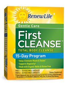 First Cleanse (2-part kit) by ReNew Life