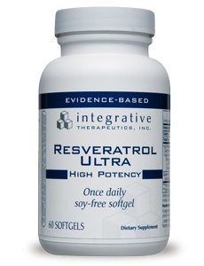 Resveratrol Ultra High Potency by Integrative Therapeutics