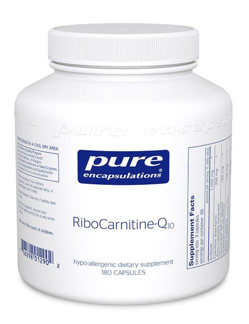 RiboCarnitine-Q10 by Pure Encapsulations
