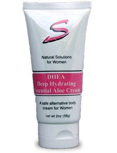 DHEA (Deep Hydrating Essential Aloe) Cream by Sarati