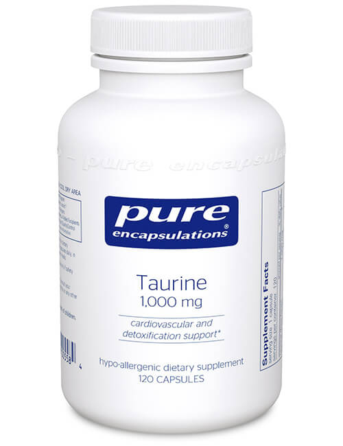 Taurine - Pure Prescriptions