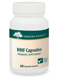 HMF Capsules (no FOS) by Genestra
