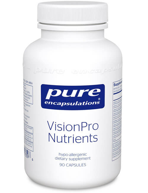 VisionPro Nutrients by Pure Encapsulations