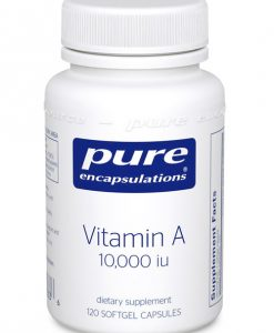 Vitamin A by Pure Encapsulations