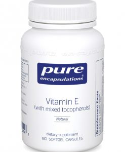 Vitamin E by Pure Encapsulations