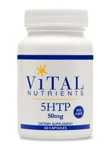 5HTP 50mg by Vital Nutrients