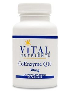 COQ10 300MG by Vital Nutrients