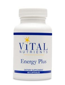 Energy Plus by Vital Nutrients