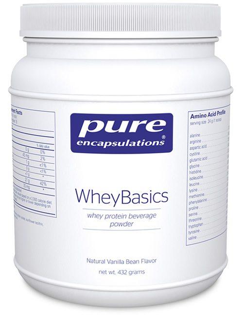 WheyBasics by Pure Encapsulations