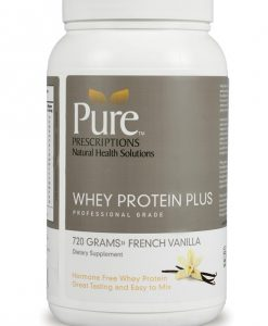 Whey Protein Plus by Pure Prescriptions