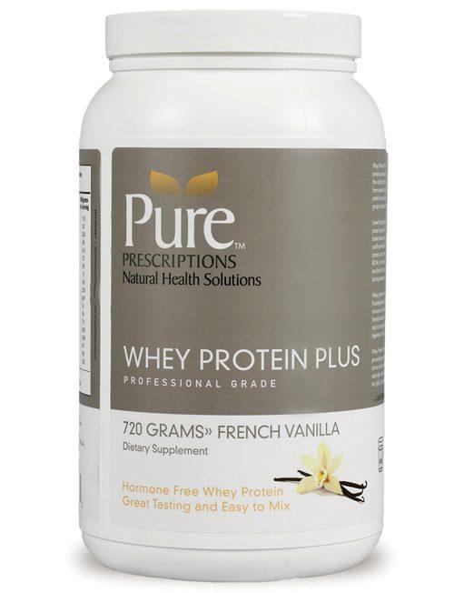 Whey Protein Plus by Pure Prescriptions