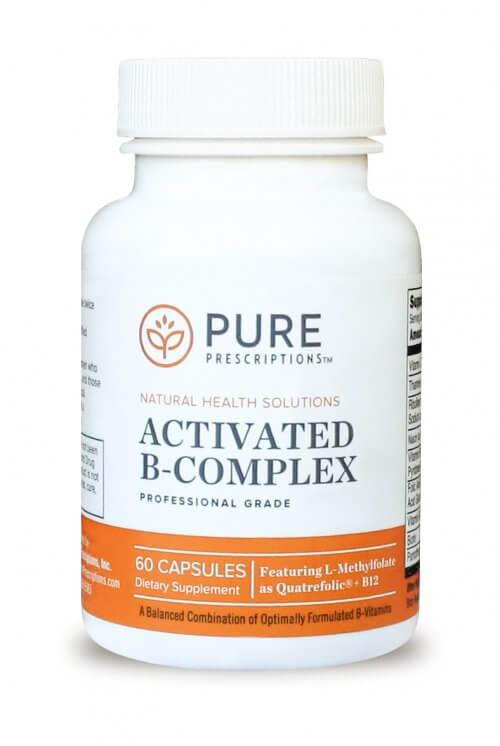 B-Complex by Pure Prescriptions