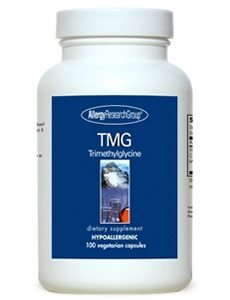 TMG (trimethylglycine) by Allergy Research Group