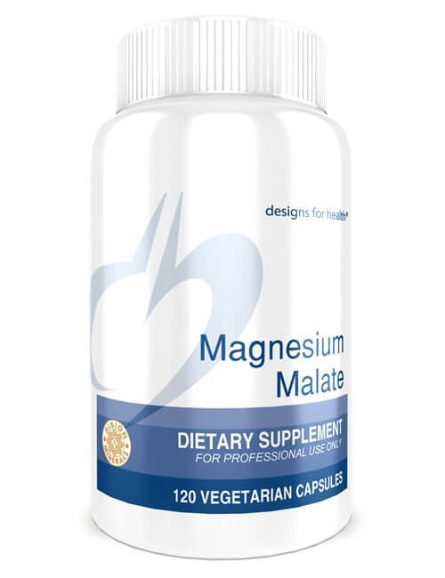 Magnesium Malate (Formerly Magnesium Malate Chelate)