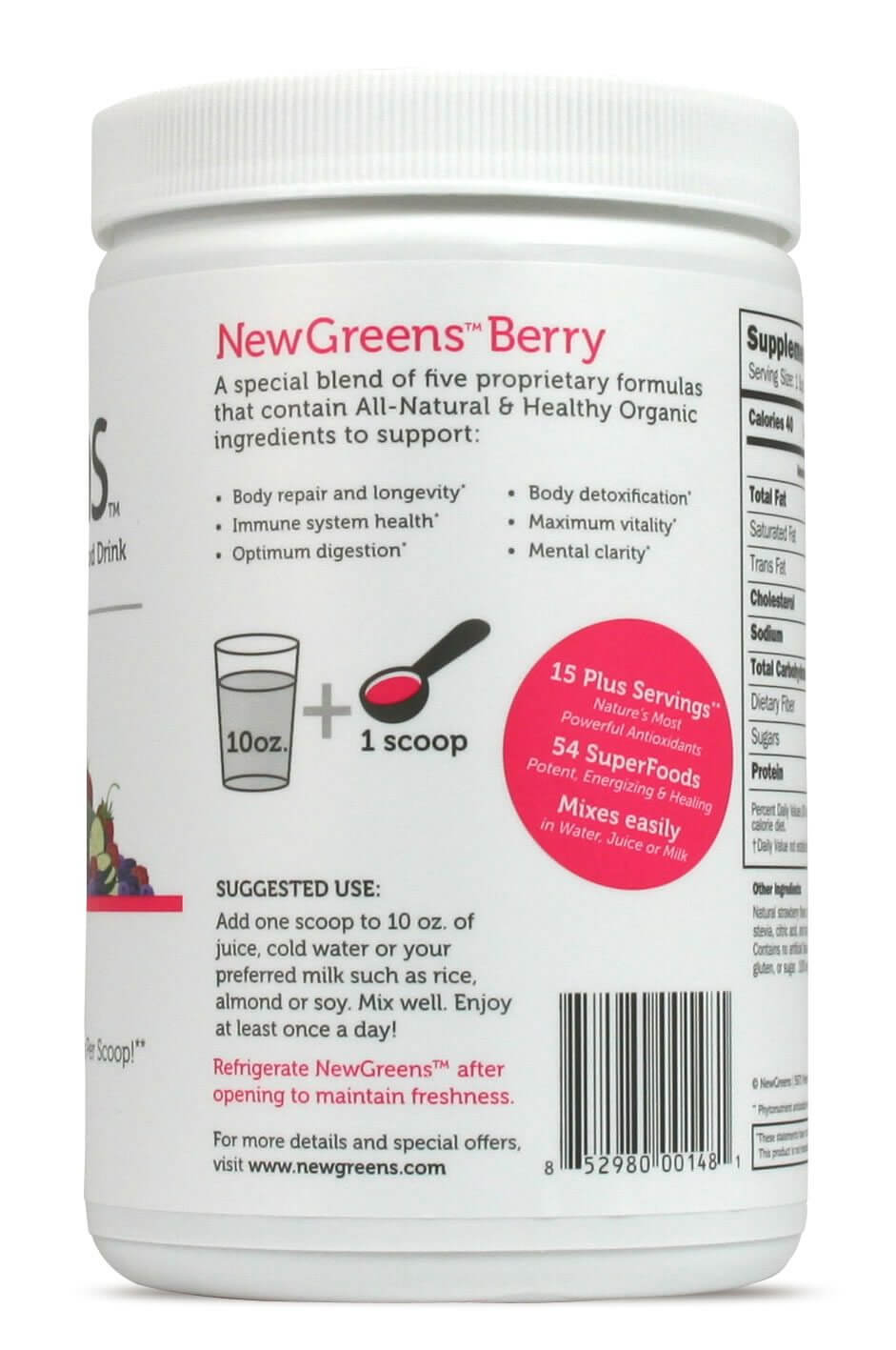 NewGreens™ (Berry)