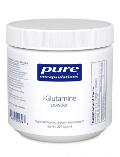 Pure Encapsulations Glutamine Powder