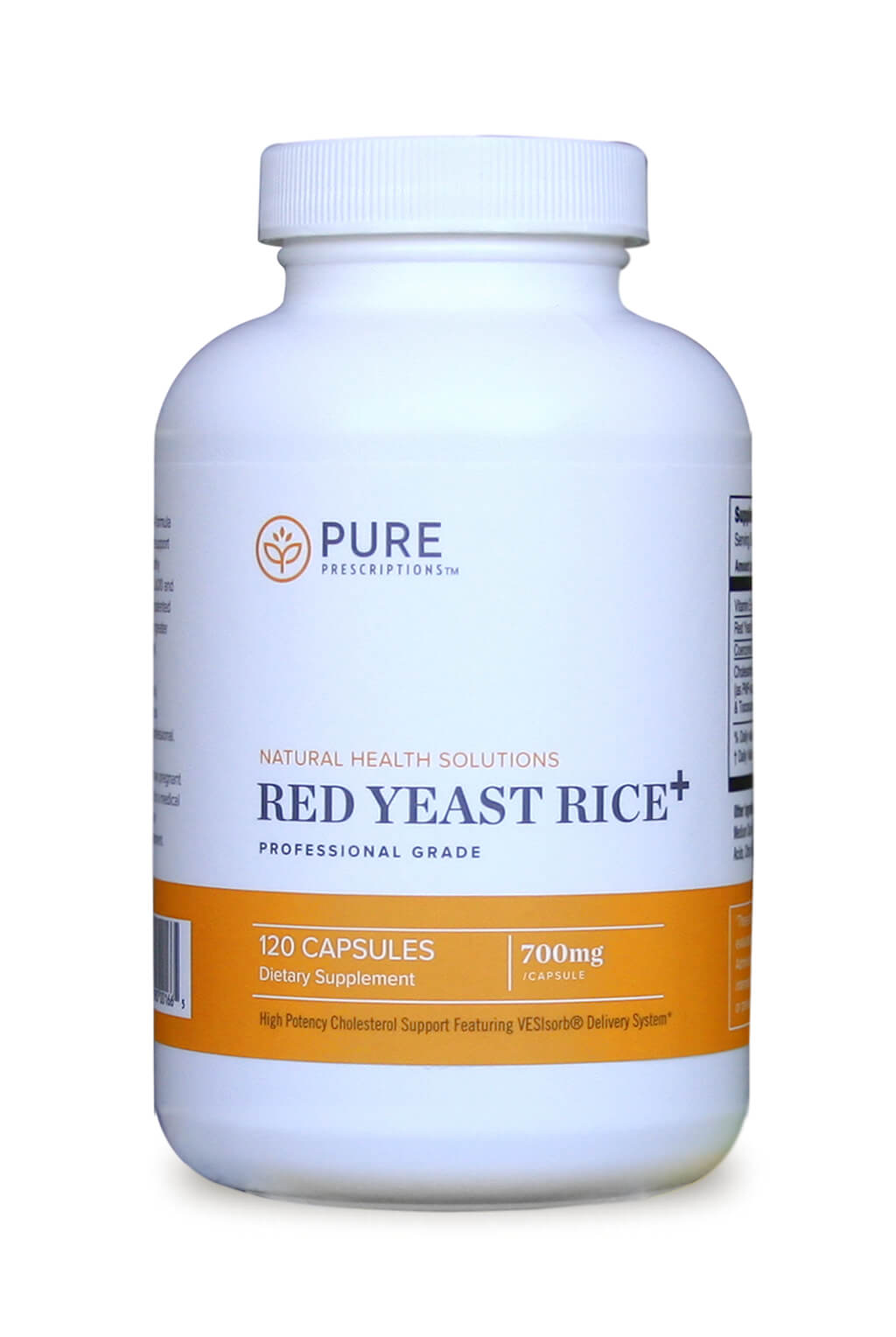 Red Yeast Rice+