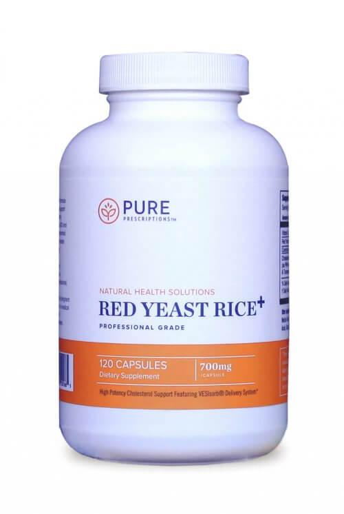 Red Yeast Rice+