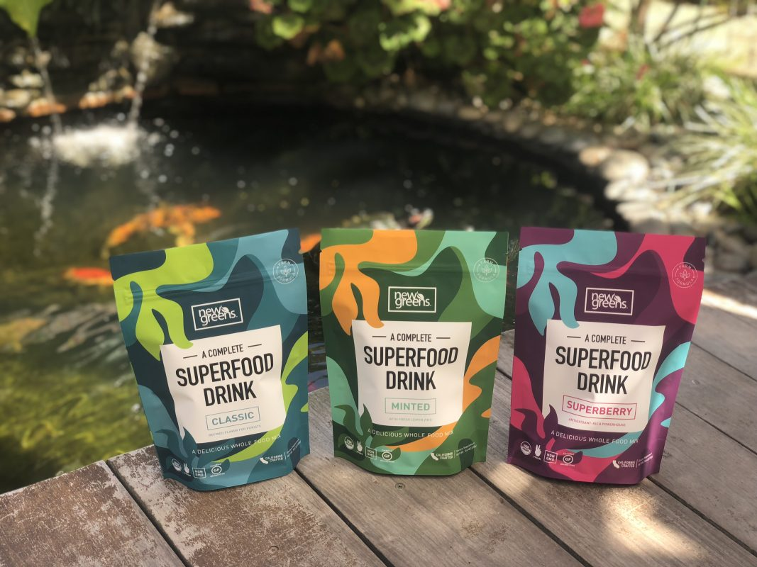 NewGreens Sprouted Superfood Drinks