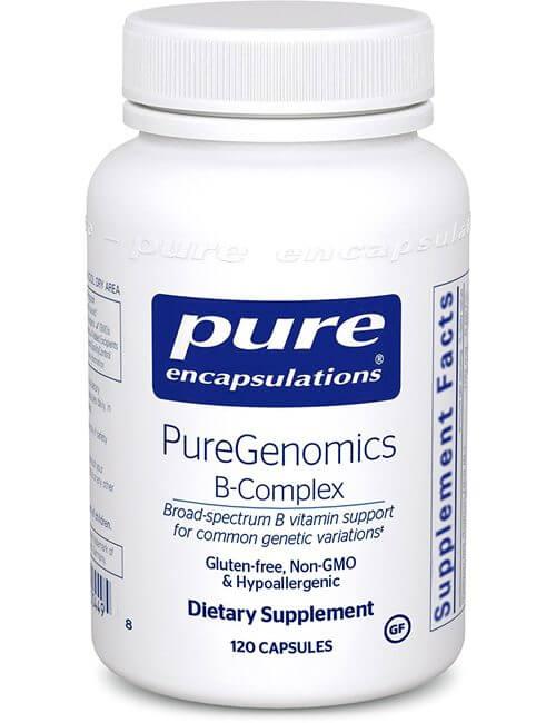 pure genomics b complex